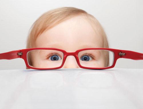 ¿Cuando debemos hacer la primera revisión oftálmica a nuestros hijos?